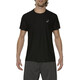 asics SS Top Men Performance Black